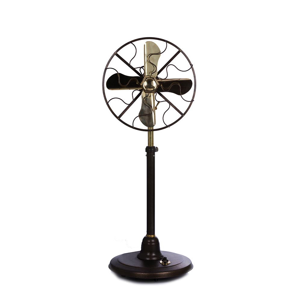 Antique Pedestal Fan