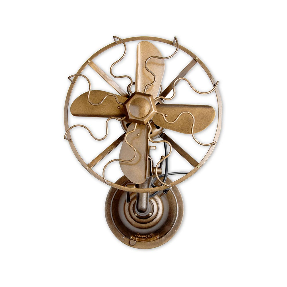 Antique Wall Fan